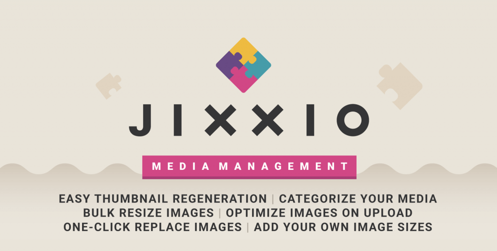 Jixxio Media Management for WordPress